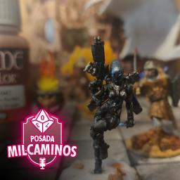 Cómo empezar a pintar tus miniaturas